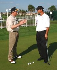 Golf Putting Coach