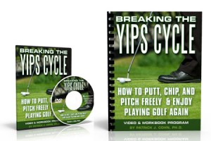 Golf Yips Workbook
