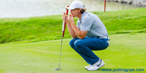 Tommy Fleetwood Yips